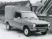 Simca 1100 VF Pickup 1976-1980