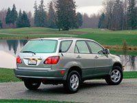 Lexus RX Mk1 1998-2003