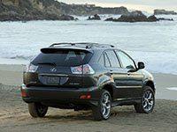 Lexus RX Mk2 2003-2009