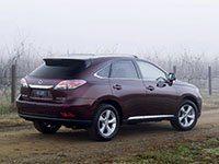 Lexus RX Mk3 2009-2015