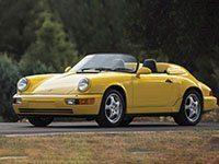 Porsche 911 964 Speedster 1993