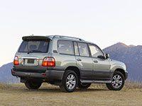 Lexus LX Mk2 1998-2007