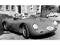 Porsche 550 1955-1958
