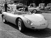 Porsche 718 1958-1961