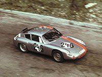 Porsche-Abarth Carrera GTL 1960-1961