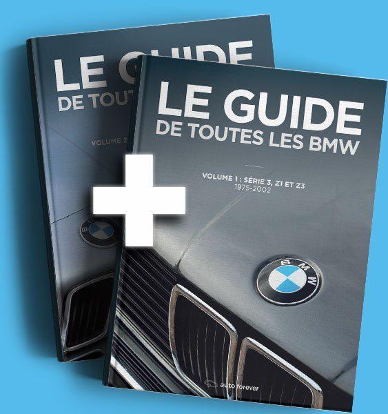 les guides de toutes les bmw volume 1 et volume 2 auto. Black Bedroom Furniture Sets. Home Design Ideas