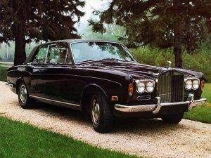 Rolls Royce Corniche Coupe 1971-1977 vue AV - photo Rolls Royce