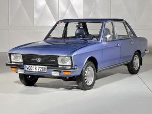 Volkswagen K70 1971-1975 vue AV - photo Volkswagen AG