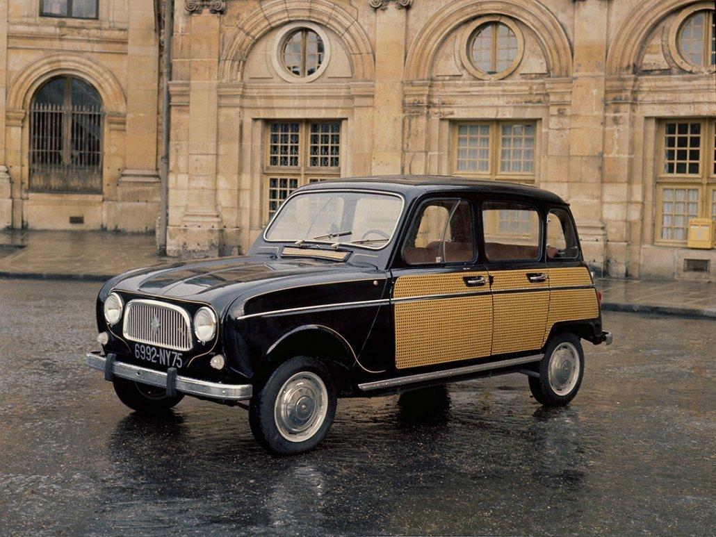 Renault 4 | Évolutions et caractéristiques | Auto Forever
