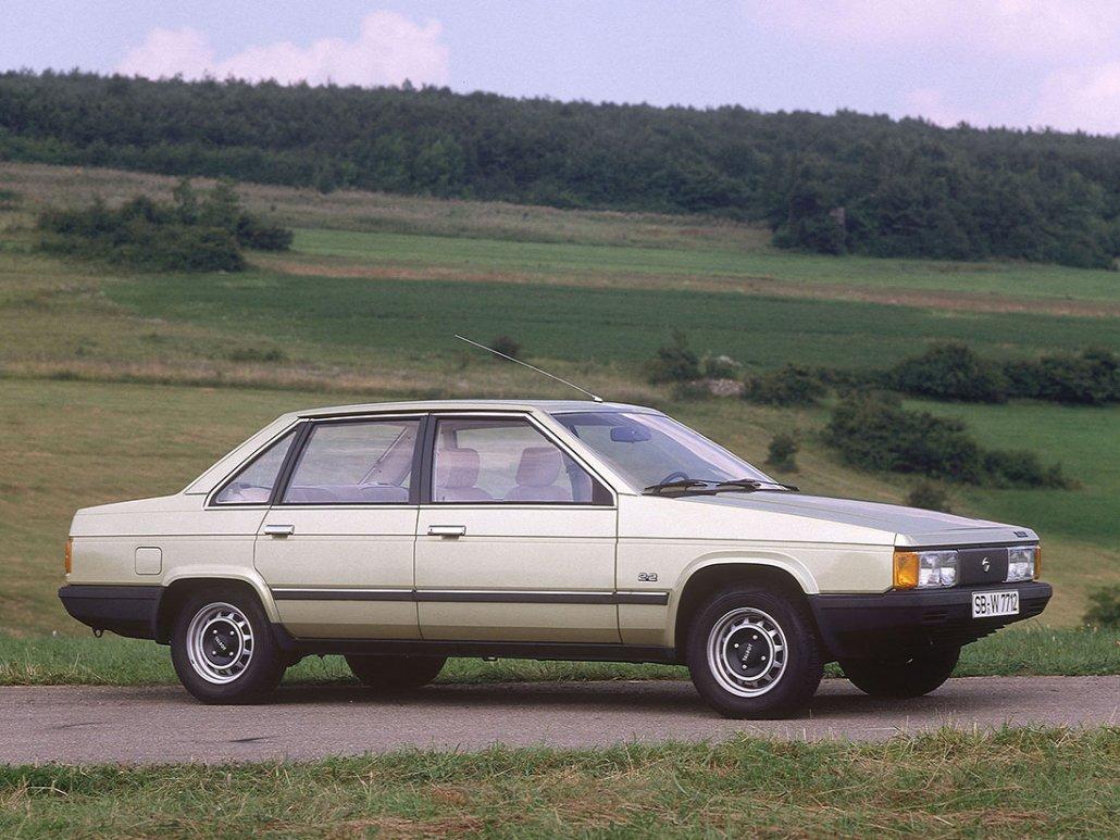 Talbot Tagora 2.2 GLS 1981-1983 vue AV - photo PSA