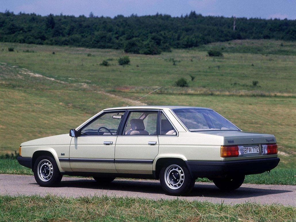 Talbot Tagora 2.2 GLS 1981-1983 vue AR - photo PSA