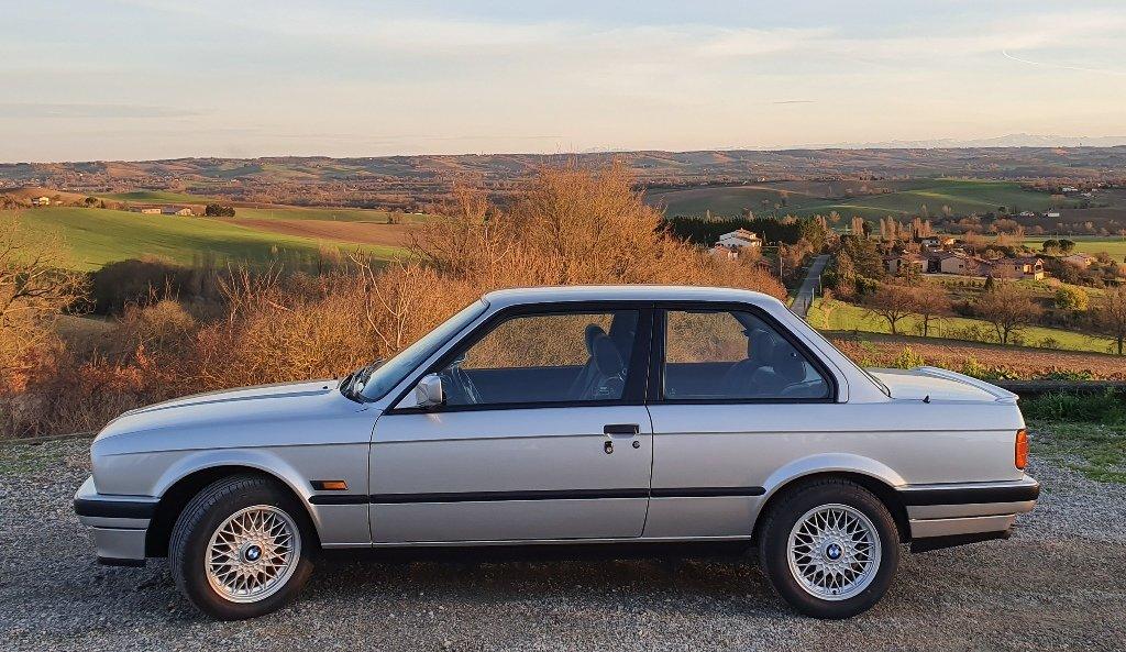 BMW e30 325i jantes BBS 15 chassis M