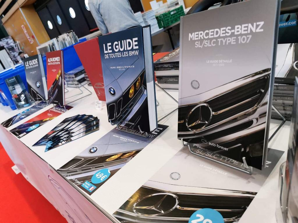 Livres guides Auto Forever