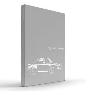 Coffret avec le Guide détaillé de la Porsche 911 993